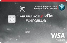 VISA Platinum Air France KLM