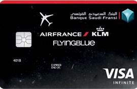 VISA Infinite Air France KLM