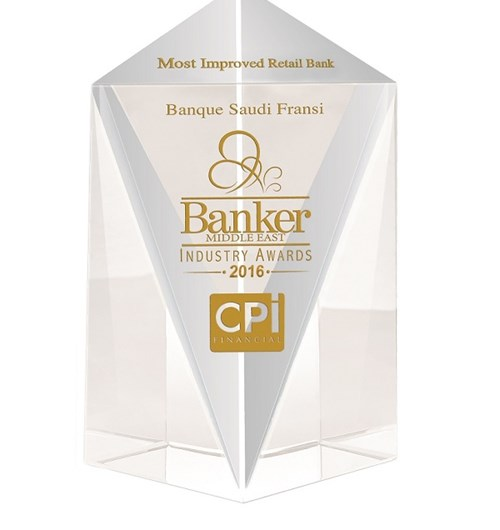 Most Improved Retail Bank